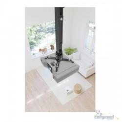 Suporte de teto ou parede para projetor - MT305 Preto - Multivisão